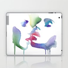 Girls playing hard (Dangerous liaisons) Laptop & iPad Skin