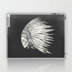 Indian Skull Laptop & iPad Skin