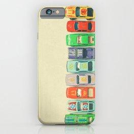Get Set Go iPhone Case