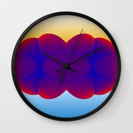 Afruit Wall Clock