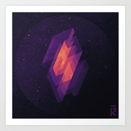 H9-V2 Art Print