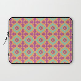 Traditional tile pattern Laptop Sleeve