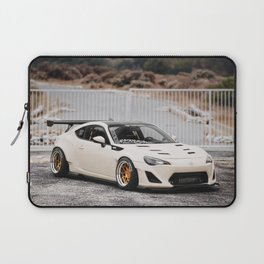 FRS Rocket Bunny by #Staycrushing Laptop Sleeve
