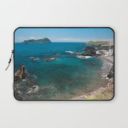 Small bay and islet Laptop Sleeve