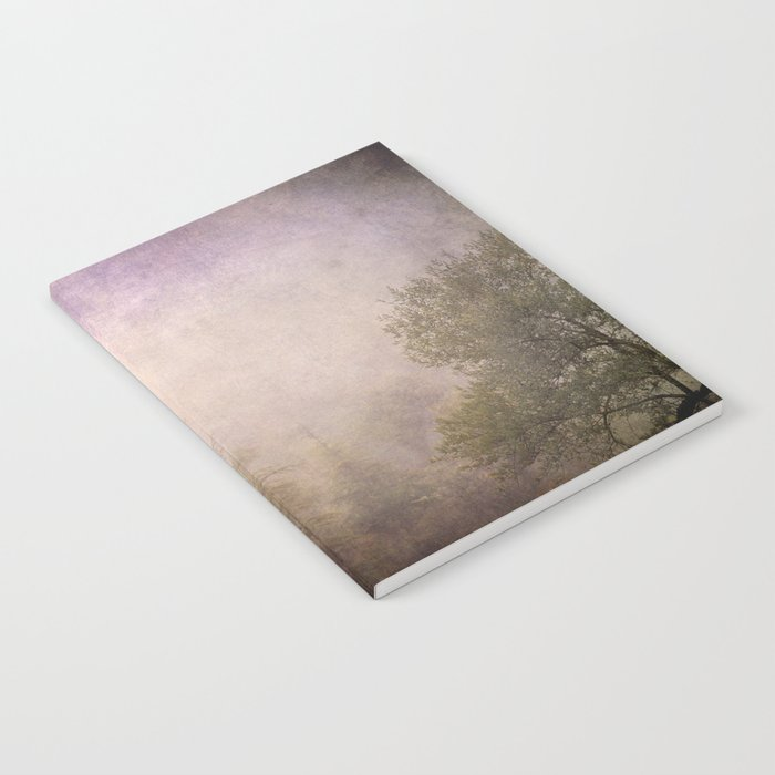 """""""Mistery forest. Foggy"""". Retro serie Notebook"""