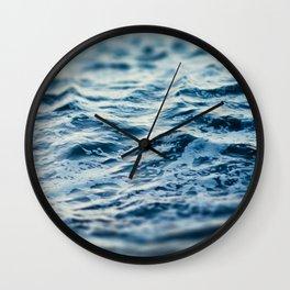 Ocean Magic Wall Clock