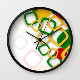 HI Wall Clock
