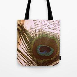 Paon Tote Bag