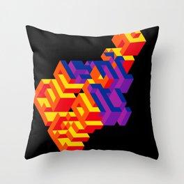 Fun Express Isn't it! Throw Pillow