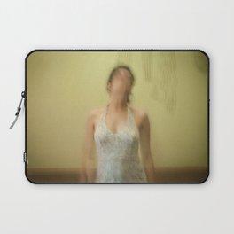 faceless woman Laptop Sleeve