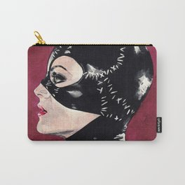 Catwoman circa 1992 Carry-All Pouch
