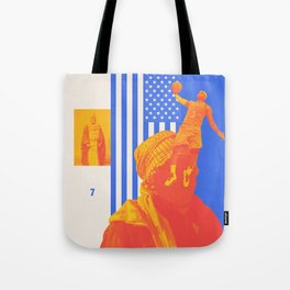 ...And When You See It There Will Be Nothing Left Of You Tote Bag