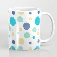 Bright Paint Dots Mug