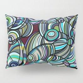 Mussel Beach Pillow Sham