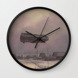 STAR TAXI Wall Clock