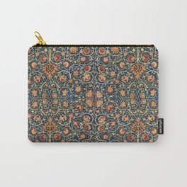 Holland Park Carpet by William Morris. Finest American art. Carry-All Pouch