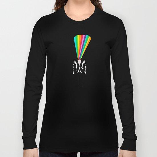 rainbow explosion Long Sleeve T-shirt