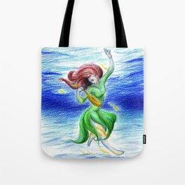 Water Spirit Tote Bag