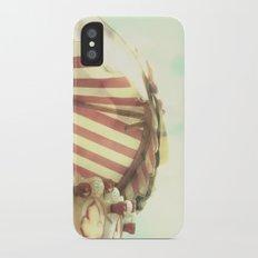 VINTAGE CAROUSEL iPhone X Slim Case
