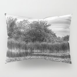 The Lily Pond Pillow Sham