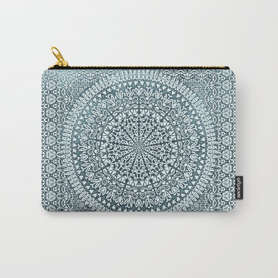 BOHO MANDALA BANDANA Carry-All Pouch