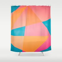 tangled Shower Curtains featuring tangled by EzraPortent
