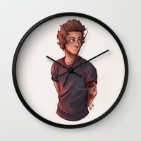 laia Wall Clocks featuring Hazza by Laia™