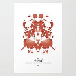 Hannibal Poster Art Print