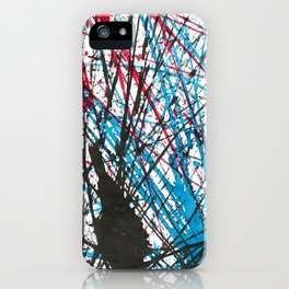 Marble Series, no. 1 iPhone Case