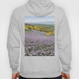 California Wildflowers Hoody