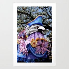 It's Carnival Time Art Print