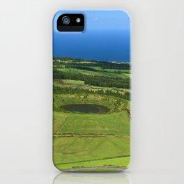 Sao Miguel, Azores iPhone Case