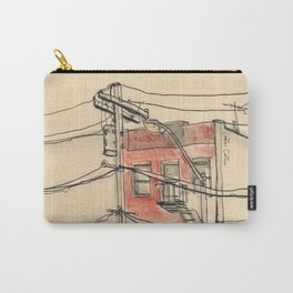 Wires Carry-All Pouch
