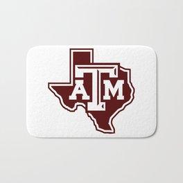 Texas A & M Bath Mat