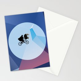 E.T (with a penis) Stationery Cards