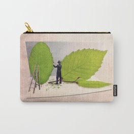 The leave cutter Carry-All Pouch