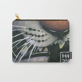 Tiger Eye Carry-All Pouch