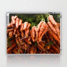 Carrots Straight Up Laptop & iPad Skin