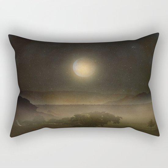 Sail to the Moon Rectangular Pillow
