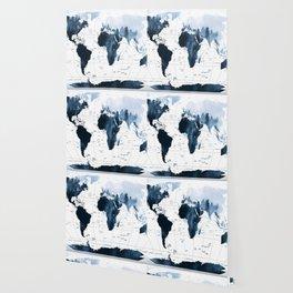 ALLOVER THE WORLD-Woods fog map Wallpaper