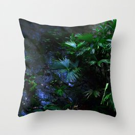 paradise III Throw Pillow