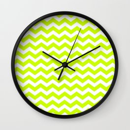 NEON CHAVON Wall Clock