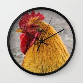 Fancy Boy Wall Clock