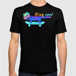 Cat Stay Cool T-shirt