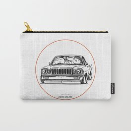 Crazy Car Art 0021 Carry-All Pouch