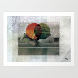 UandI Art Print