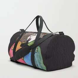 Timeless Lady Love Duffle Bag