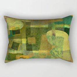 Dorado Verdiso and Butterfly Rectangular Pillow