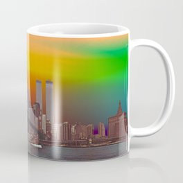 Somewhere Out There Coffee Mug