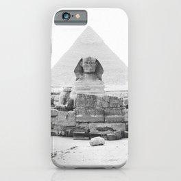 THE PYRAMIDS iPhone Case